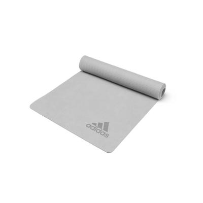 THẢM YOGA ADIDAS 4mm ADYG-10300GR - XÁM TRO (TẶNG TÚI ĐỰNG THẢM)